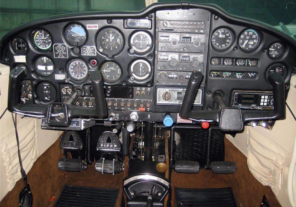 1967 Cherokee Pathfinder PA-28-235B N9229W – Aeroalley